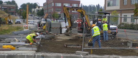 Working on the Trimet Project
